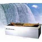 SH Aqua Thermassage Table Molded Cabinet Option (