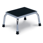Winco Chrome Steel Footstool (898 0115)