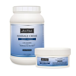 Bon Vital Deep Tissue Massage Creme (225 0135)