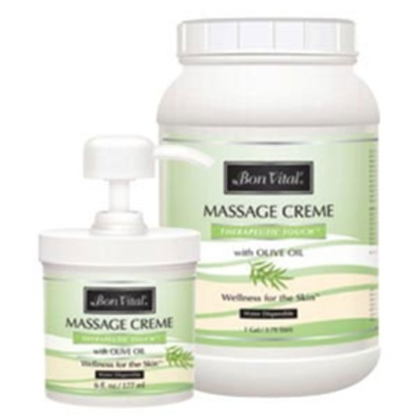 Bon Vital Therapeutic Touch Massage Creme (225 0178)