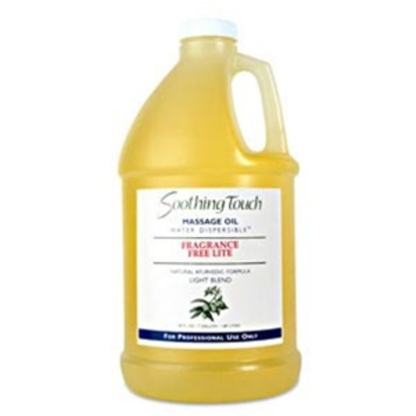 Soothing Touch Fragrance Free Massage Oil (224 0013)