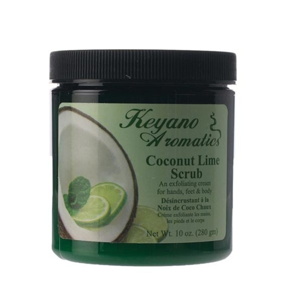 Keyano Coconut Lime Body Scrub (209 0095)