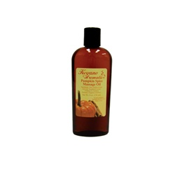 Keyano Pumpkin Spice Massage Oil (224 0233)
