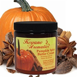 Keyano Pumpkin Spice Butter Cream (225 0185)