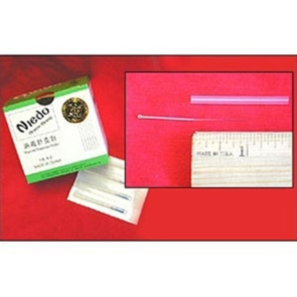 Niedo Orama Sterile Acupuncture Needles / 100 Pack (176 0071)