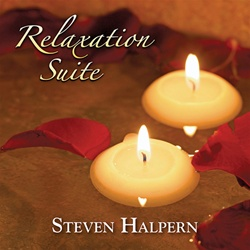 Relaxation Suite By Steven Halpern CD (558 0123)