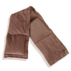 "Nelly Herbal Neck Wrap / 5"" X 25"" / Tan Fur (275 0003 05)"