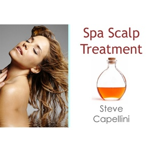 Steve Capellini CE Course / Spa Scalp Treatments (569 0084)
