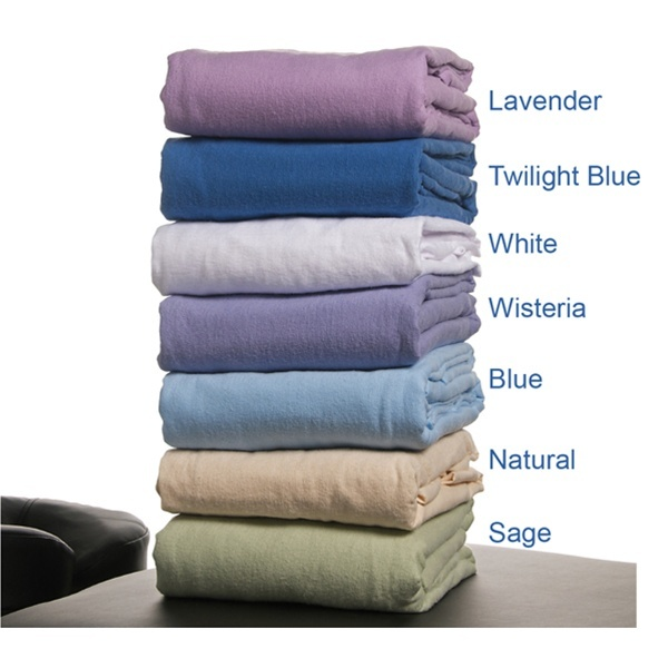 3-Piece Deluxe Flannel Massage Sheet Set (229 0024)