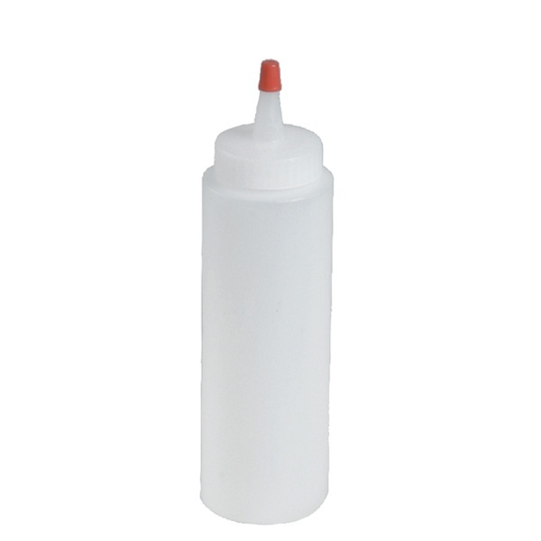 8 oz. Applicator Bottle With Yorker Cap / 1 Dozen (282 0299)