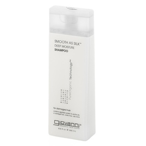 Giovanni Smooth as Silk Shampoo / 8.5 oz. (184 0011 01)