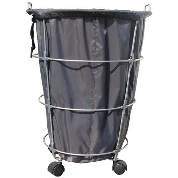 Laundry Basket - Black (087 0018)