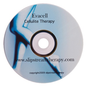 EvaCell Slipstream Therapy Cups DVD - Cosmetic Cellulite Therapy (549 0153)