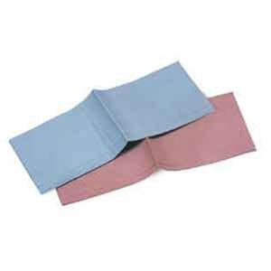 "Disposable Tidi Towels / 13"" X 18"" / Case of 500 / Blue (767 0004)"