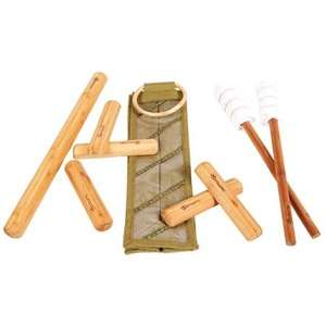 Warm Bamboo Stick Set by Bamboo Fusion (230 0365)