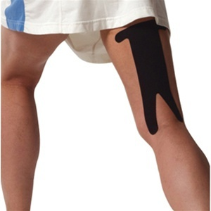 SpiderTech Hamstring Precut - Kinesiology Sports & Athletic Taping Treatment For Pain Relief
