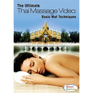 Ultimate Thai DVD: Basic Mat Techniques (539 0269)