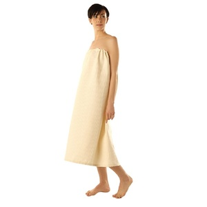 "Waffle Weave Body Wrap 1 Size Fits Most Natural 34""L with a 60"" Sweep (348 0001)"
