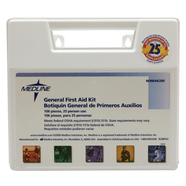 General First Aid Kit (773 0052)