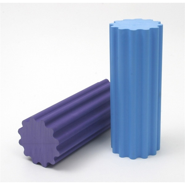 "Blue Textured Roller with Ridges Medium 6"" X 18"" (852 0028)"