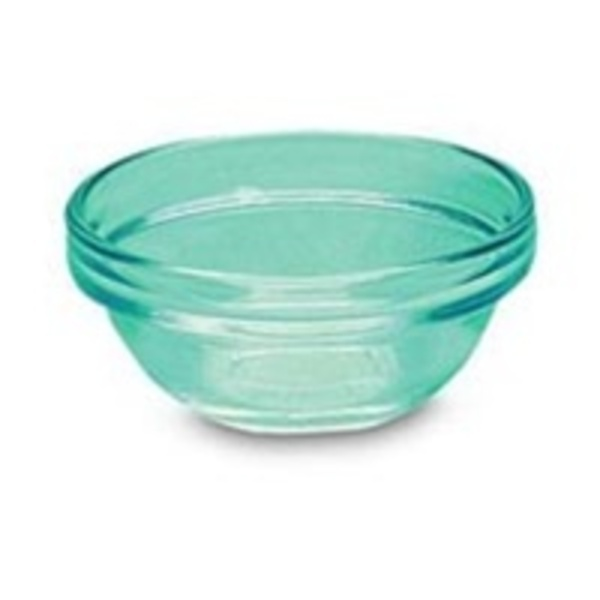 "Glass Blending Cups - 2 oz. 1"" H X 3"" Diameter 6 Pack (283 0274)"