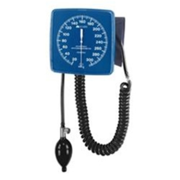 Mabis Wall Mounted Mercury Free Aneroid Sphyg (735 0087)