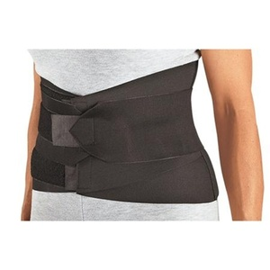 Sacro-Lumbar Support with Compression Straps / Large