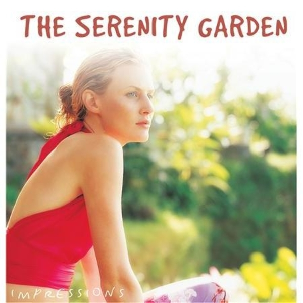 Global Journey The Serenity Garden CD (549 0168)