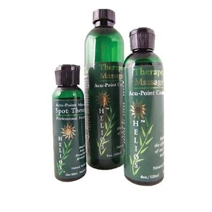 Spot Therapy Massage Oil / 4 oz.