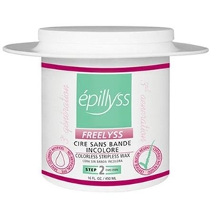 Epillyss Freelyss Hard Wax - Colorless Stripless Wax 16 oz. Bolero (276 0537 01)