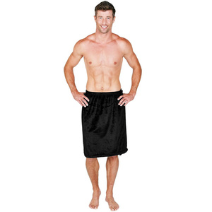 Canyon Rose Cloud 9 Microplush Men's Wrap - Black (348 0067 01)