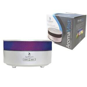 Spa Room™ AromaMist™ Ultrasonic Diffuser White (254 0081 06)
