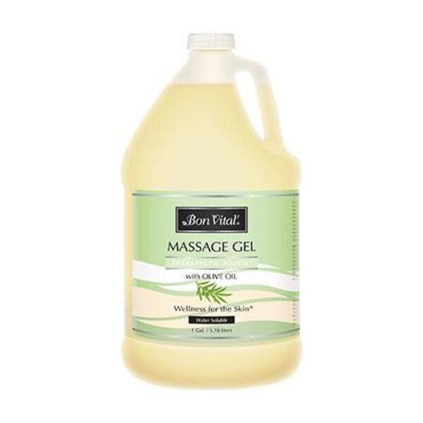 Bon Vital Therapeutic Touch Massage Gel 1 Gallon (227 0135 09)