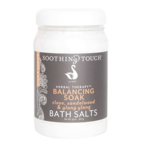 Soothing Touch Balancing Soak Bath Salts 32 oz. (285 0139)