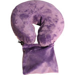 Spa Pocket - Face Cradle Slip Cover - Solid Microplush Purple (229 1070 04)