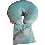 Spa Pocket - Face Cradle Slip Cover - Solid Microplush Turquoise (229 1070 07)