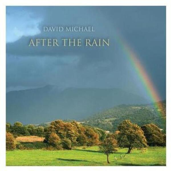 Spa Music CD - After The Rain By David Michael - Ambient Suite for Celtic Harp Piano and Viola-Da-Gamba (555 0155)