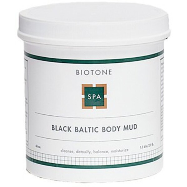 Black Baltic Body Mud - Cleanse + Detoxify + Balance + Moisturize 46 oz. (183 0461 05 )