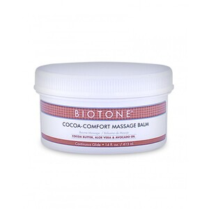 Cocoa-Comfort Massage Balm - Cocoa Butter + Aloe Vera + Avocado Oil 14 oz. (225 0287 03 )