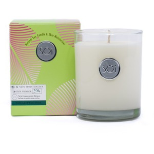 Soi Candle Eucalyptus Sage - Burn Time 90 Hours 13.5 oz. (253 0081 02 06)