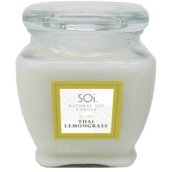 Soi Candle Thai Lemongrass - Burn Time 140 Hours 18 oz. (253 0081 04 07)
