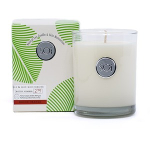 Soi Candle Blood Orange - Burn Time 90 Hours 13.5 oz. (253 0081 02 03)