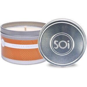 Soi Candle Vanilla Orange - Burn Time 70 Hours 8 oz. (253 0081 01 05)