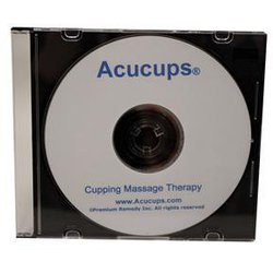 Acucups Cupping Massage DVD (539 0298)