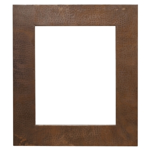 Rectangle Copper Photo Mirror Frame by Pure Spa Copper Elements