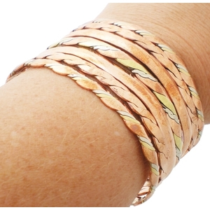 Copper Bracelet by Pure Spa Copper Elements