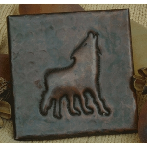 Coyote Copper Tile by Pure Spa Copper Elements