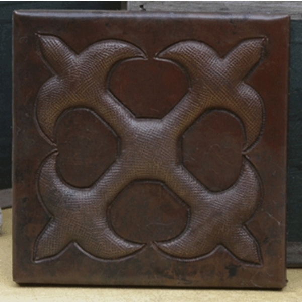 Medieval Copper Tiles by Pure Spa Copper Elements