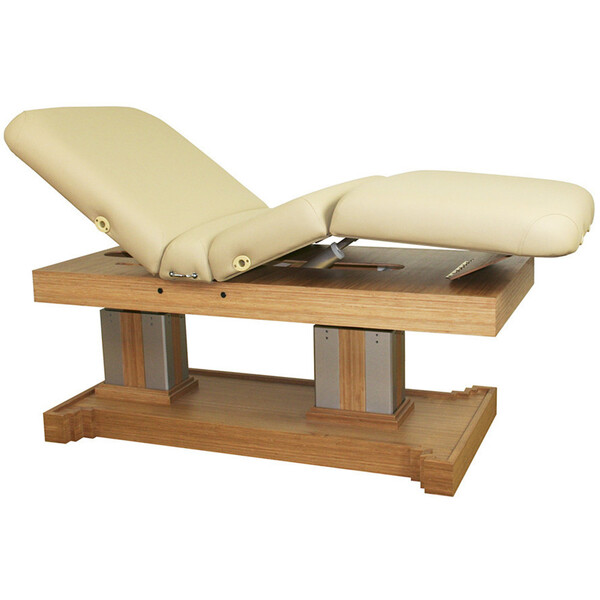 Atlas Biologica Double Pedestal Treatment Table by TouchAmerica