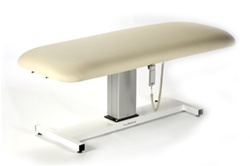 Aphrodite Hydraulic WetDry Pedestal Table by TouchAmerica